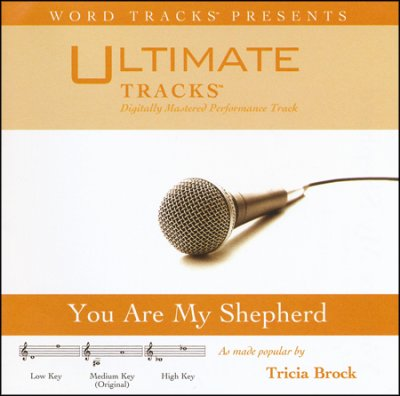 You Are My Shepherd (Ampb: Tricia Brock)