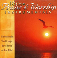 16 Great Praise and Worship Instrumental