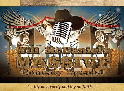 Will McDaniels Massive Comedy Special