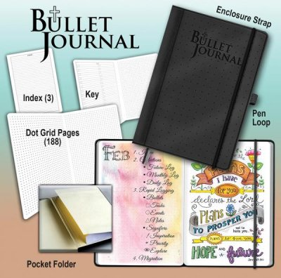 Bullet Journal (Black)