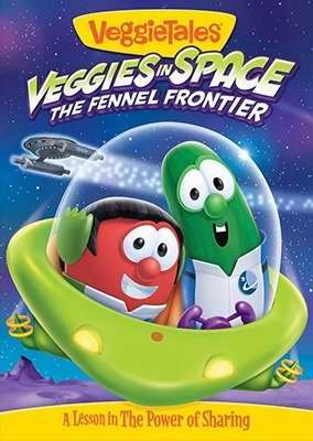 Veggies In Space (Super Sale)