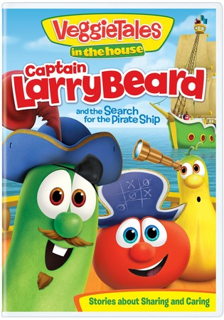 Captain LarryBeard & The Search For The Pirate Ship
