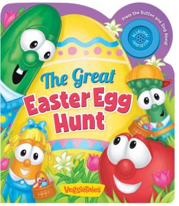 The Great Easter Egg Hunt (Hardcover)