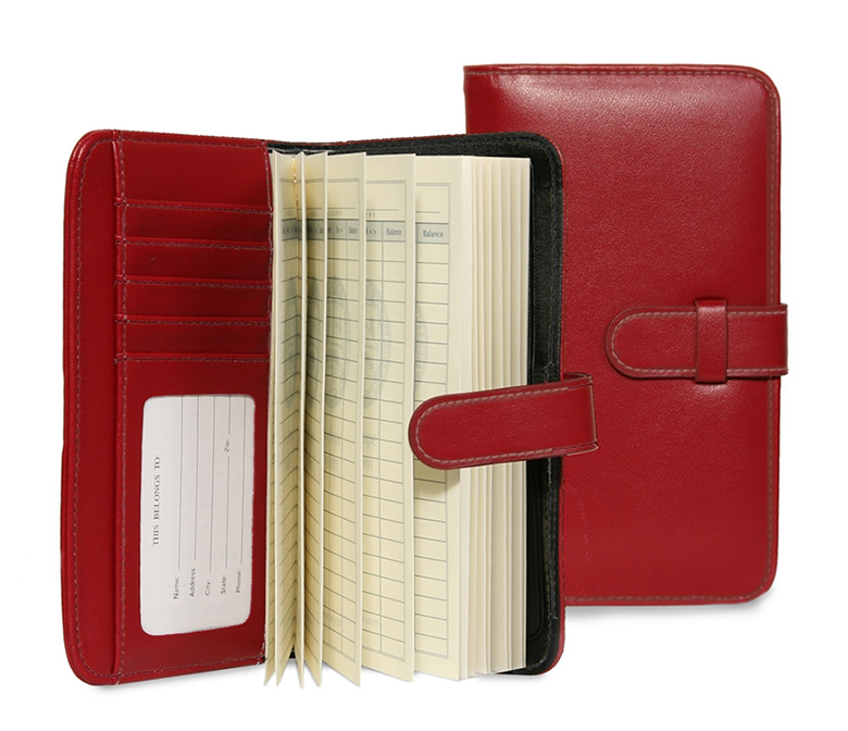 Designer Wallet Envelope System Red Dave Ramsey Personal Finance Daywind Com