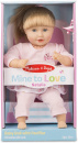 Mine to Love Natalie 12-Inch Soft Body Baby Doll