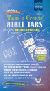 Tabbies U-Create Bible Tabs (80 Tabs)