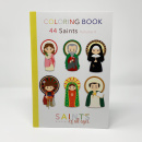 Catholic Saints Coloring Book Vol. II