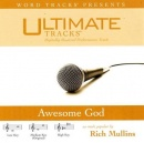 Awesome God (Ampb: Rich Mullins) image