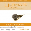 Your Great Name (Ampb: Natalie Grant) image