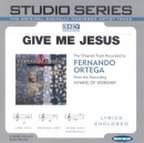 Give Me Jesus image