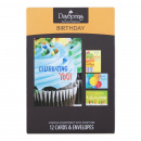 Boxed Cards: Birthday (Bright)