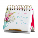 Blessings For Every Day: Flip Calendar