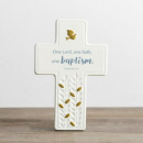 One Lord, One Faith, One Baptism - Decorative Cross