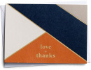 Stationery: Love And Thanks (40 Blank Note Cards)