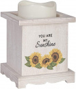 Sunshine Décor Flameless Candle