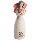 "Angel Blessings ""You Are Loved"" Figurine"