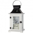 """His Keeping"" Picture Frame Lantern"