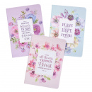 Floral Inspirations Notebook Set (Medium)