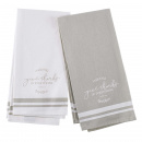 Give Thanks in Everything Cotton Tea Towel Set