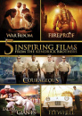 5 Inspiring Films from the Kendrick Brothers (5 DVD Set)