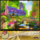 Puzzle: Secret Cottage (1,000 Piece)
