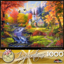Puzzle: Woodland Church II (1,000 Piece)