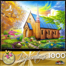 Puzzle: Serenity Church II (1,000 Piece)