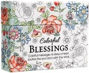 Colorful Blessings Card Set image