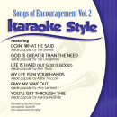 Karaoke Style: Songs of Encouragement Vol. 2