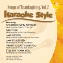 Karaoke Style: Songs of Thanksgiving Vol. 2