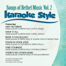 Karaoke Style: Songs Of Bethel Music Vol. 2