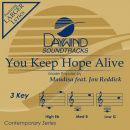 You Keep Hope Alive