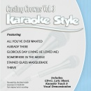 Karaoke Style: Casting Crowns Vol. 3 image