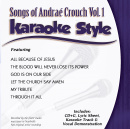 Karaoke Style: Songs of Andrae Crouch Vol.1