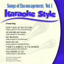 Karaoke Style: Songs of Encouragement, Vol. 1 image