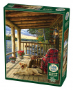 Cabin Porch Puzzle (1,000 PC)