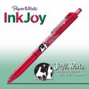 Pen: Christmas Joy To World (Red)