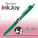 Pen: Christmas Joy To World (Green)