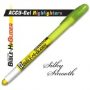 Highlighter-ACCU-Gel Bible Hi-Glider-Yellow image