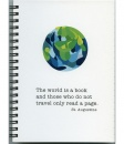 The World is a Book Journal