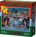 Puzzle: Hometown Christmas (500 Piece)