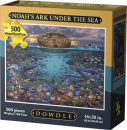 Noah's Ark Under the Sea Jigsaw Puzzle 500 Piece