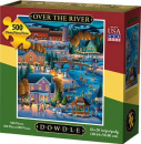 Puzzle: Over The River (500 PC)