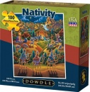Nativity 100 Piece Puzzle