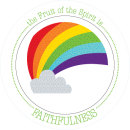 Fruit-Full Kids Plate: Faithfulness image