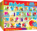 Sing-A-Long Alphabet: 24 Piece Kids Puzzle with Sound