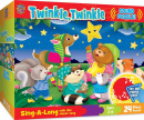 Sing-A-Long Twinkle Twinkle: 24 Piece Kids Puzzle with Sound