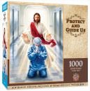Protect And Guide 1000 Piece Jigsaw Puzzle