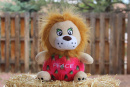 Peace: The Pitaya Lion Plush
