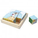 6-in-1 Bible History Block Puzzle